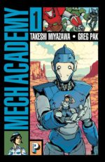 Mechacademy tome 1 Paperback