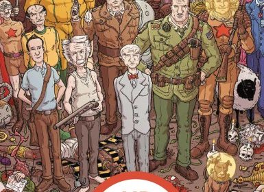The Manhattan Projects Urban Comics