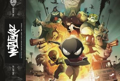 mutafukaz art book ankama label619