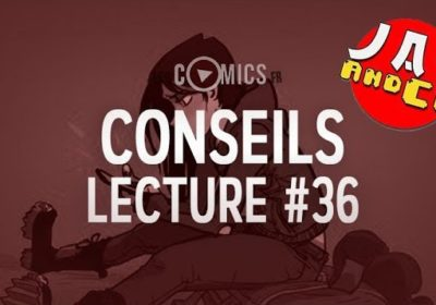 Conseils Lecture Comics 36