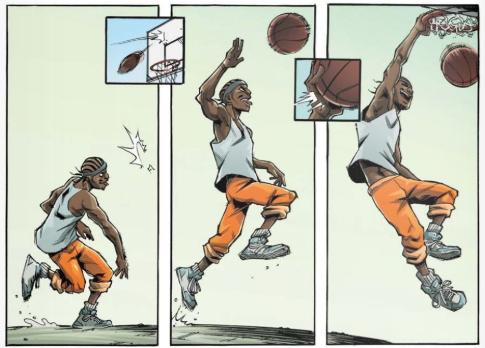 Le Basket est au centre de la vie de Silencio