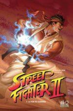 street fighter 2 tome 1 urban comics