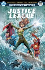 justice league rebirth 14 urban comics