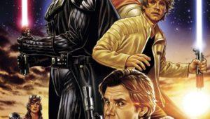 comics vador abattu star wars