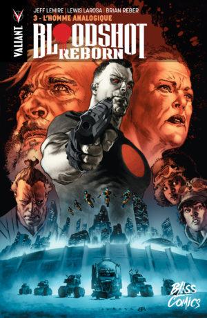 Bloodshot Reborn 3 - Bliss Comics