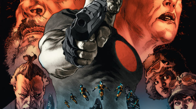Bloodshot Reborn 3 - Bliss Comics