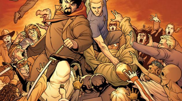 Archer & Armstrong - Bliss Comics Valliant