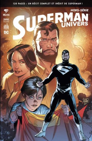 superman lois et clark comics hs