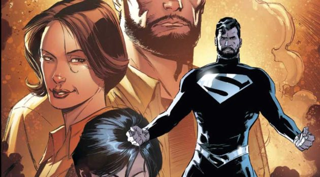 superman lois et clark comics hs