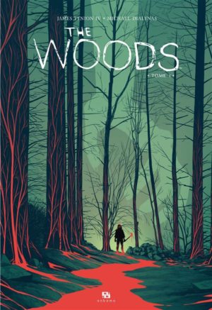 The Woods publié par Ankama