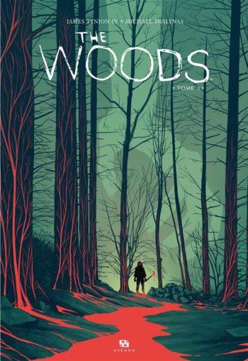 The Woods publié par Ankama