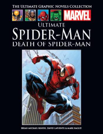 Ultimate Spider-Man mort