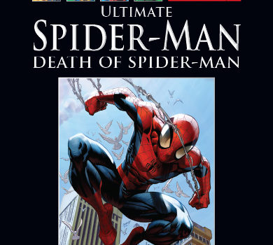 Ultimate Spider-Man mort