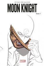 Moon Knight enlève son masque de Spector