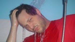 Quand Matt se mouille