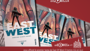 gagnez East Of West tome 1