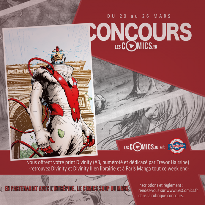 Concours Divinity