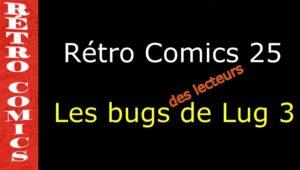 Retro Comics s'attaque encore à Lug