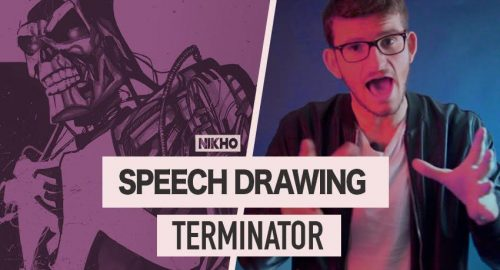 Terminator par Nikho