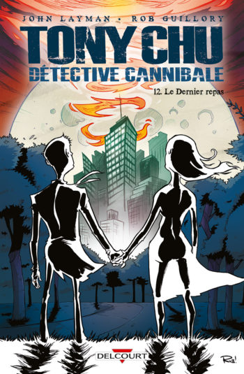 Tony Chu detective cannibale chez Delcourt