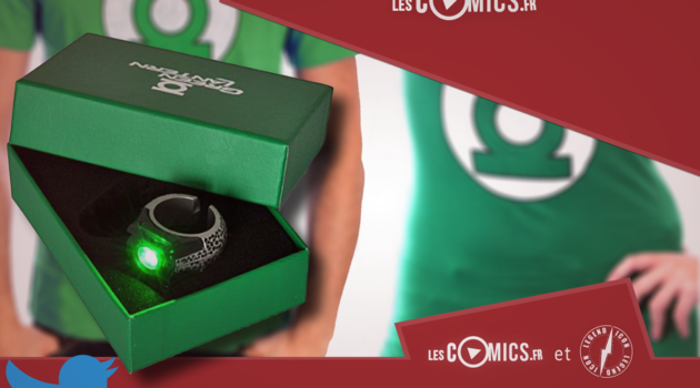 concours Green Lantern