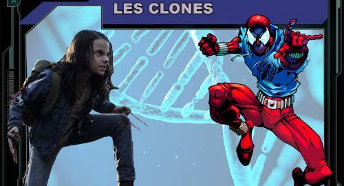 Marvel Encyclopédie - Les Clones