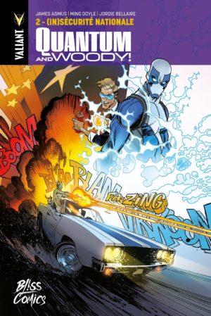 Quantum & Woody tome 2