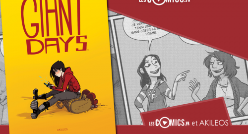 Concours Giant Days