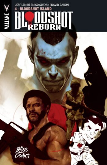 Bloodshot Reborn 4 Bliss Comics