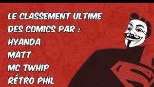 Le Top des Comics avec MC Twhip