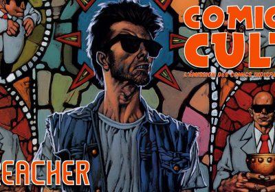 Comics Cult Preacher Vertigo