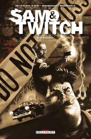 Delcourt Sam & Twitch tome 1