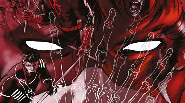 Daredevil Bluffeur En Vue