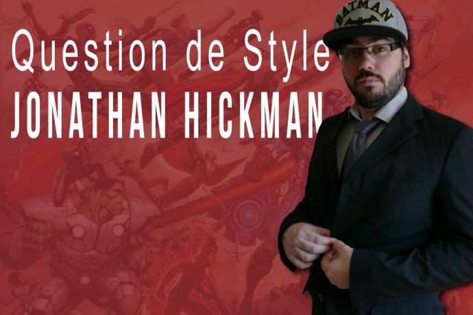 Jonathan Hickman Comics Grincheux