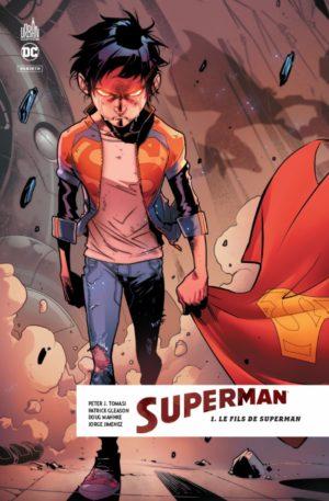 Superman Rebirth Urban comics