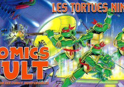 TMNT dans Comics Cult