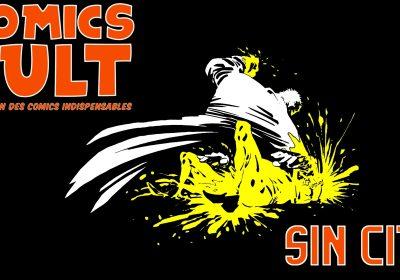 Sin City dans Comics Cult