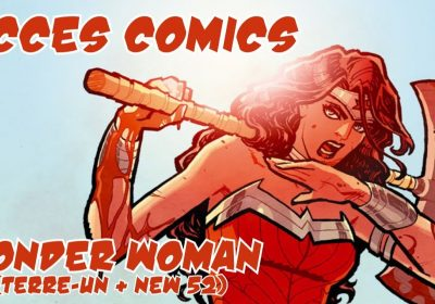 Wonder Woman dans Accès Comics