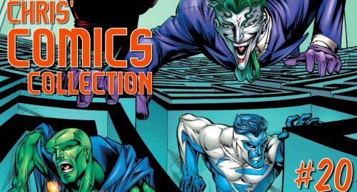 Chris' Comics Collection 20