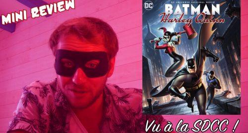 Batman & Harley Quinn vu par Bomask