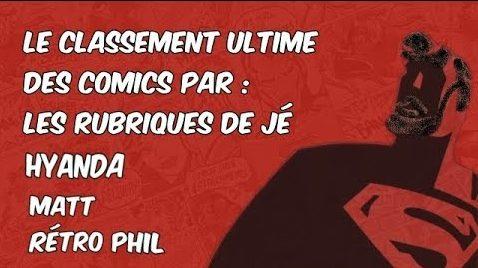 Top des Comics épisode 5