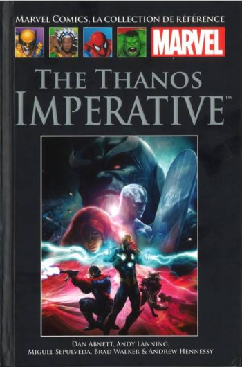 Hachette Collection Thanos Imperative