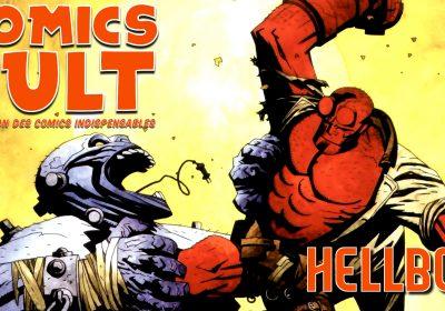 Comics Cult Hellboy