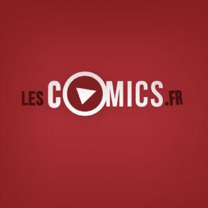 LesComics.fr fond rouge