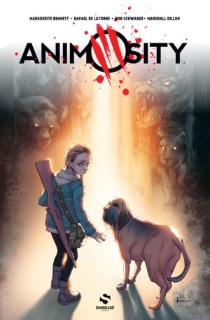 Animosity Snorgleux Comics