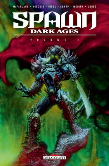 Spawn The Dark Age Delcourt