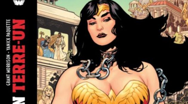 Urban Wonder Woman Terre-Un Tome 1
