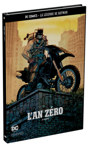 batman an zero tome2 eaglemoss