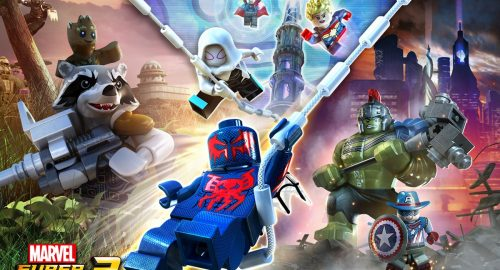 Lego Marvel Super Heroes 2 Test