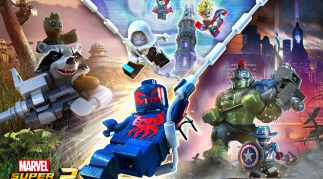 Lego Marvel Super Heroes 2 Test